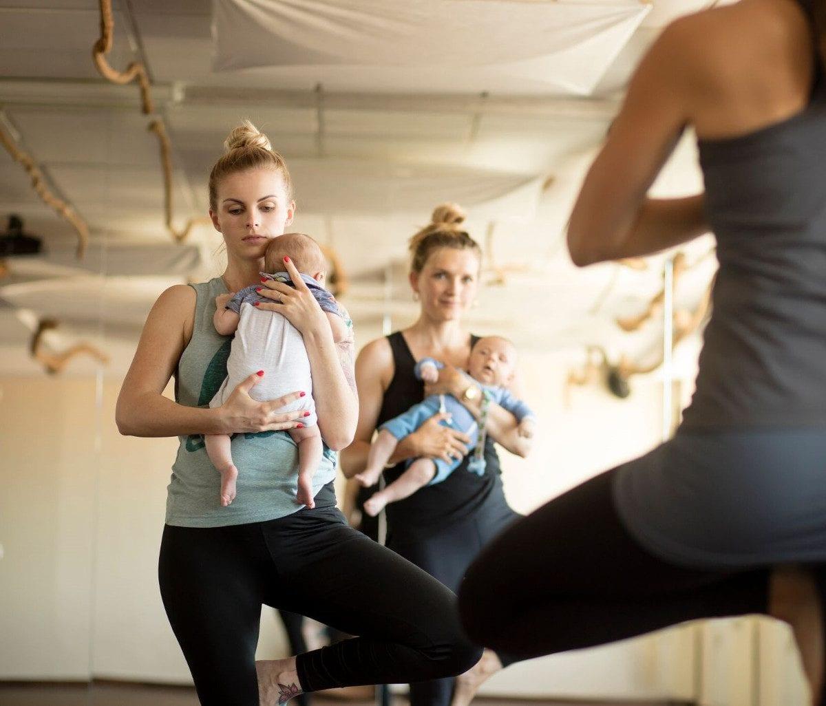 Kurse für Schwangerschaft und Rückbildung