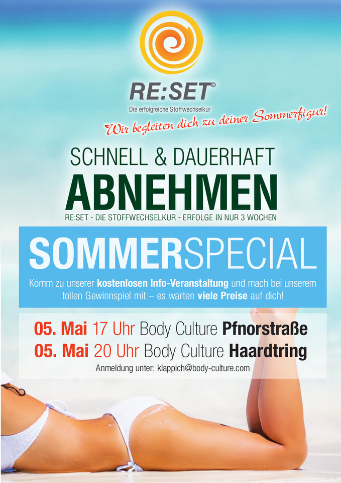 Sommerspecial RE:SET