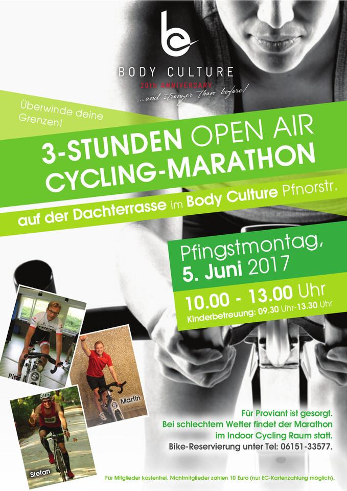 pfingsten cycling