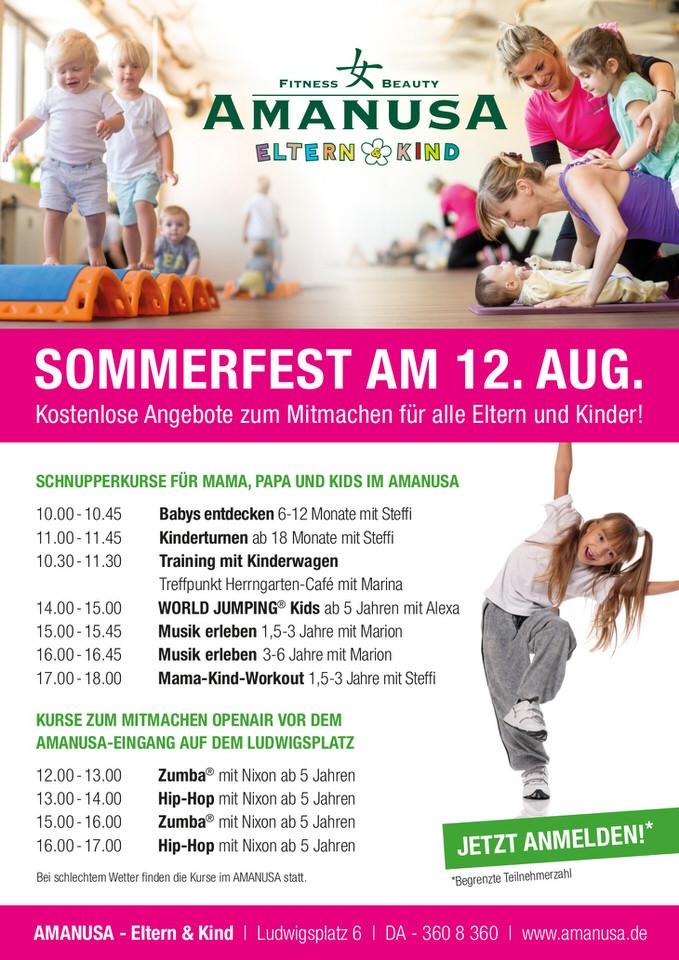 kids sommerfest darmstadt ludwigsplatz