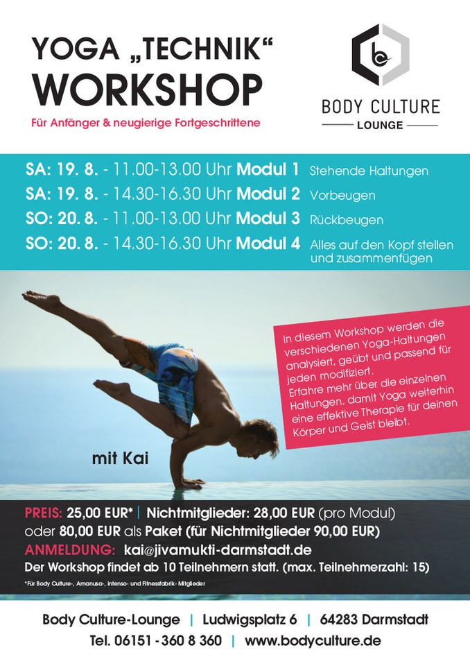 yoga workshop darmstadt