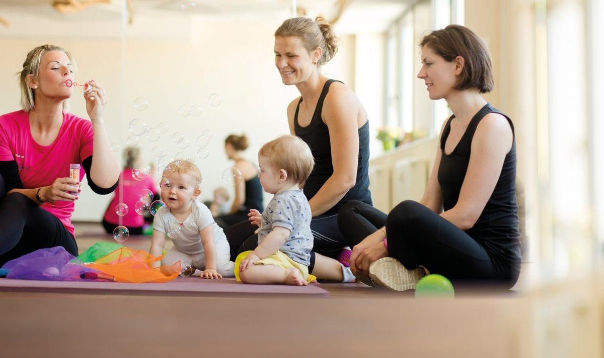 Eltern- und Kind Kurse