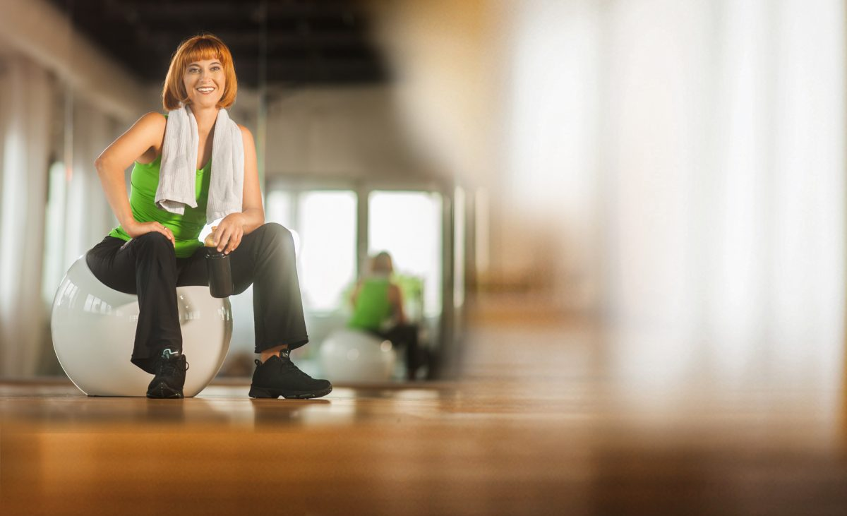 Fitness für die Frau in Darmstadt