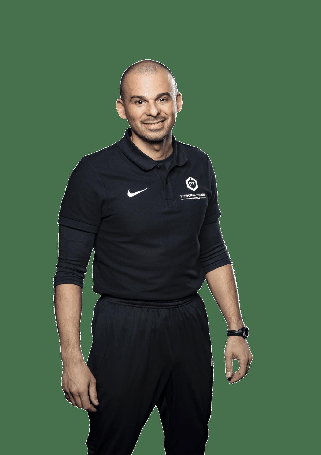 Personal Trainer Georgios Tzavaras
