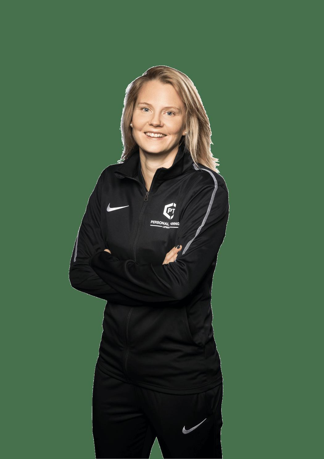 Personal Trainerin Lisa Rauch